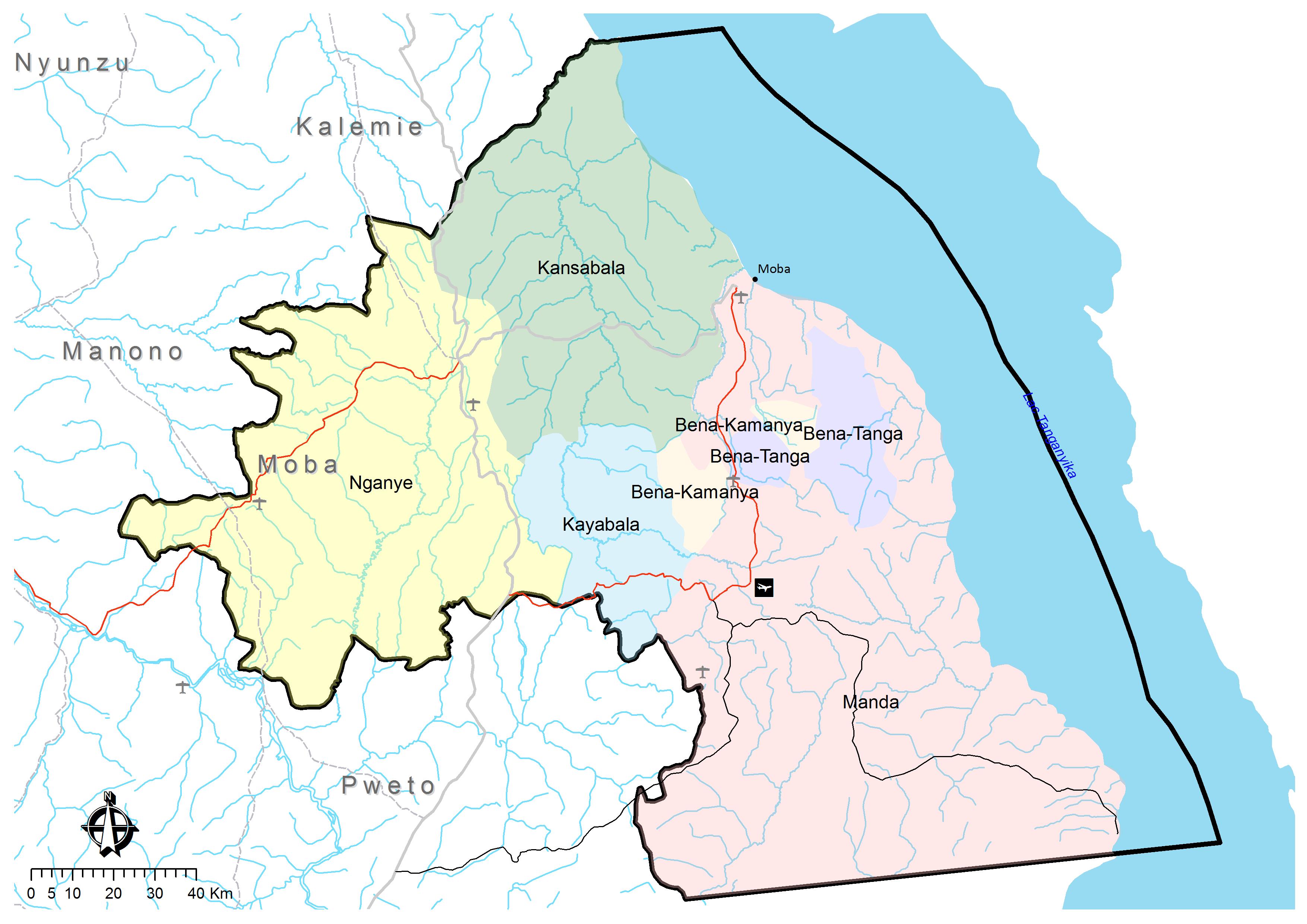 """Résultat de recherche d'images pour """"tanganyika province carte"""""""""""