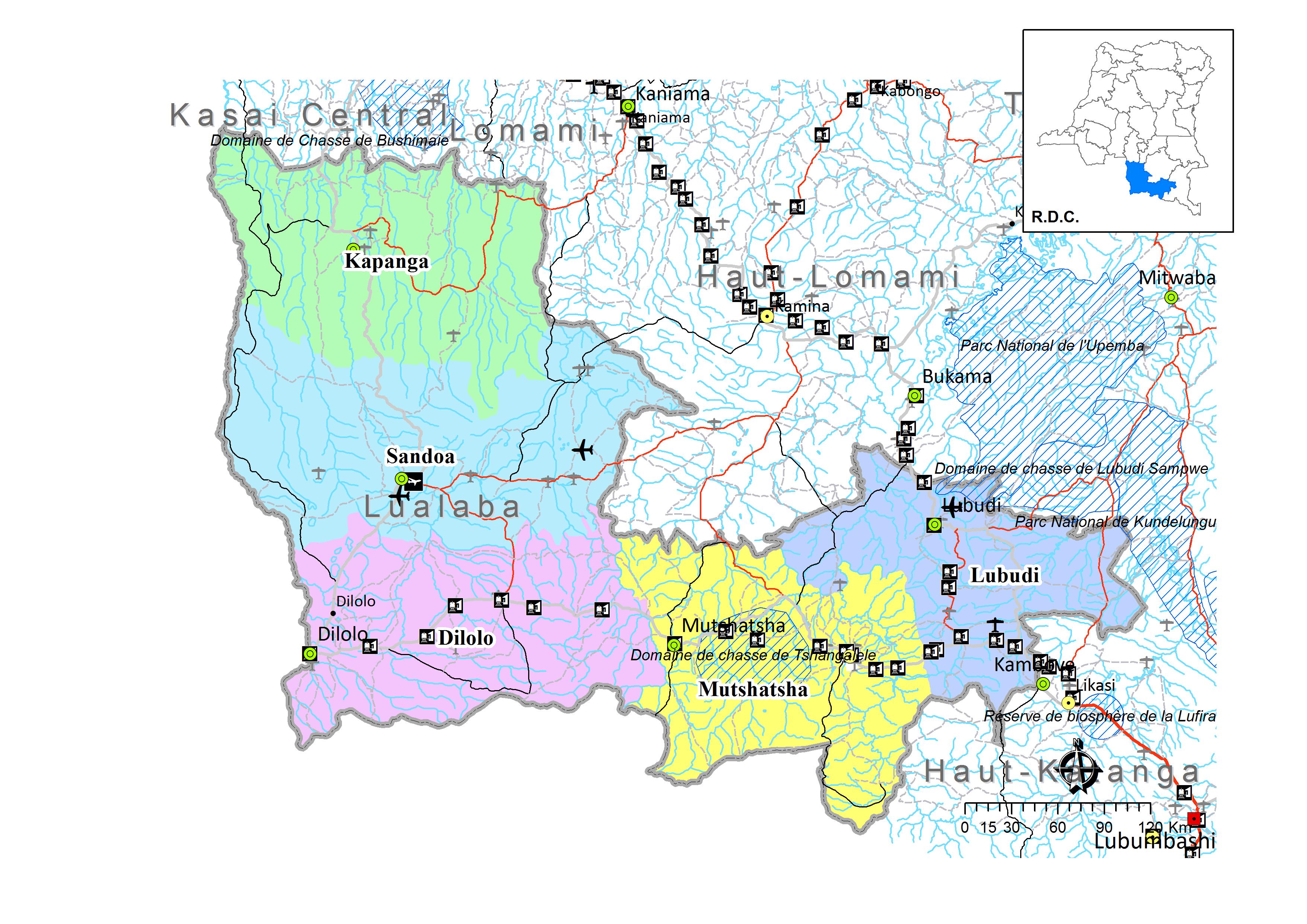 province de lualaba  u2013 caid